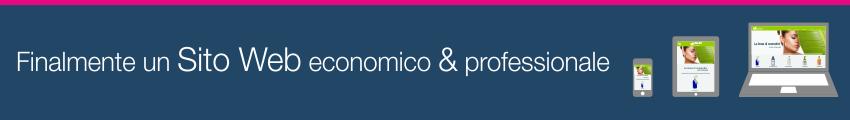 NewCom - Sito Web Economico