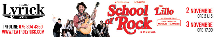 Teatro Lyrick - School of Rock
