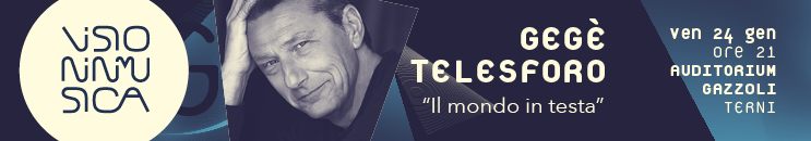 Vision In Musica - Gegè Telesforo