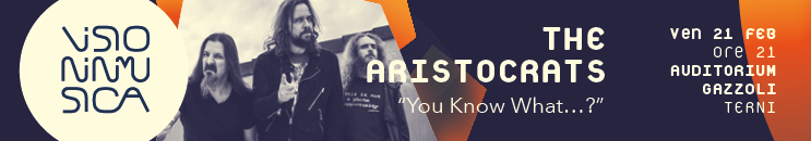 Visioninmusica - The Aristocrats