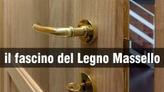 DoorSelf - porte in legno massello