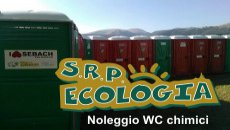 SRP Ecologia - noleggio wc chimici