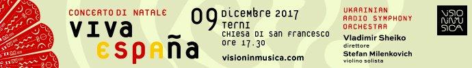 Viva España - Concerto di Natale di Visioninmusica