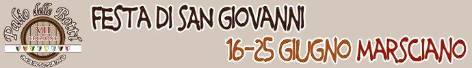 Festa di S. Giovanni - Palio delle Botti