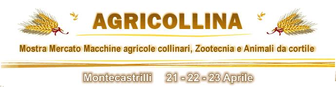 Agricollina - Mostra Mercato Macchine Agricole e Zootecnia