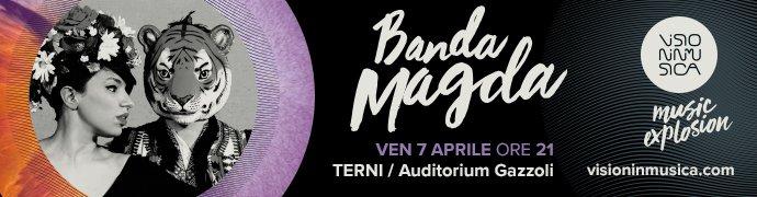 Banda Magda - Visioninmusica 2017