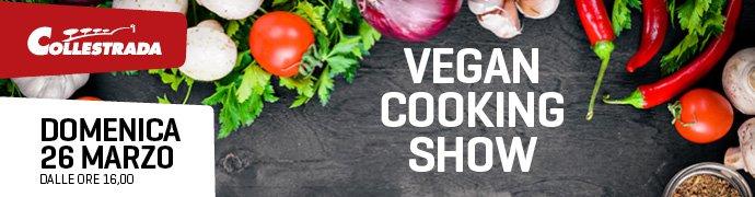 Vegan Cooking Show
