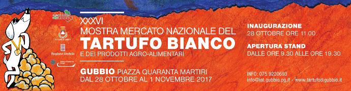 Mostra Mercato del Tartufo Bianco 2017