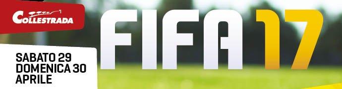 Torneo Fifa 2017 a Collestrada