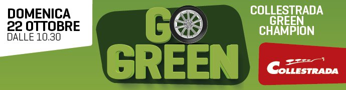 Go Green a Collestrada
