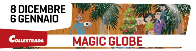 Christmas Magic Globe
