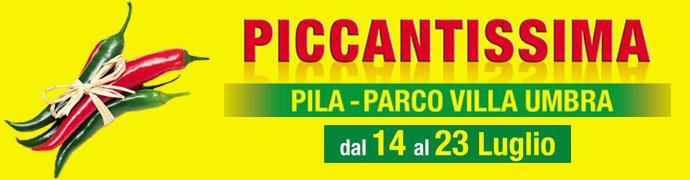 Piccantissima - Festival del Peperoncino 2017
