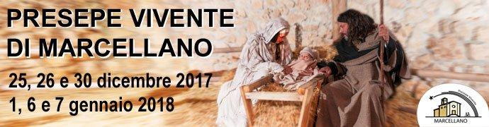 Presepe Vivente di Marcellano 2017/2018