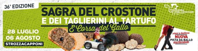 Sagra del Crostone - Corsa del Gallo 2017