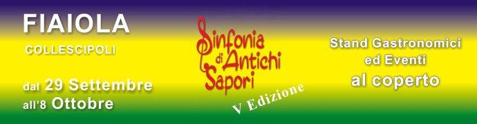 Sinfonia di Antichi Sapori 2017