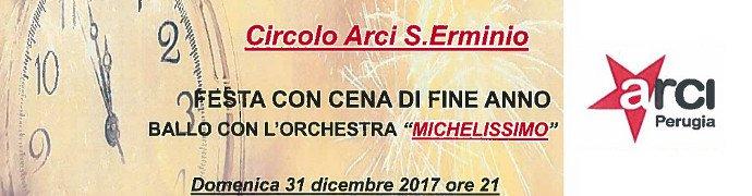 Capodanno 2018 a S.Erminio