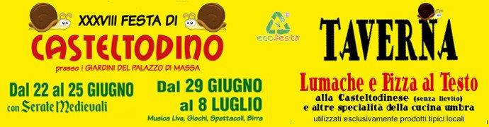 Festa di Casteltodino e Sagra della Lumaca 2017