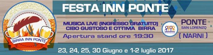 Festa Inn Ponte 2017