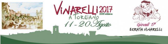 Vinarelli a Torgiano 2017