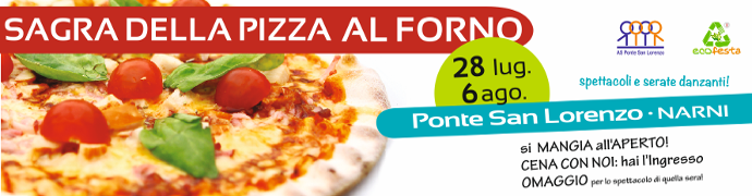 Sagra della Pizza al Forno