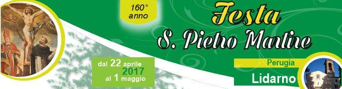 Festa di S. Pietro Martire 2017