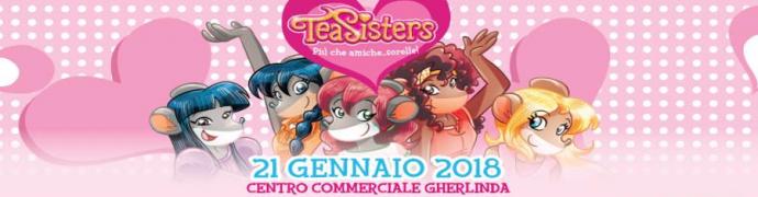 Le Tea Sisters al Gherlinda
