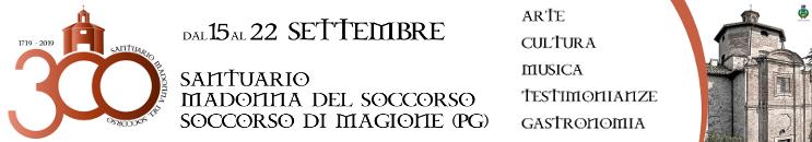 Trecento Anni del Santuario della Madonna del Soccorso