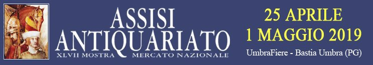 Assisi Antiquariato 2019