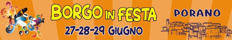 Borgo in Festa 2019