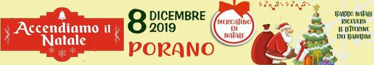Accendiamo il Natale 2019
