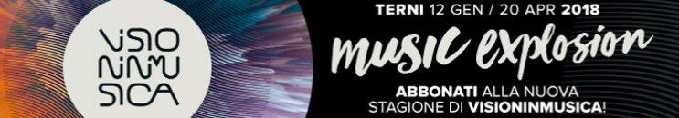 Visioninmusica a Terni 2018