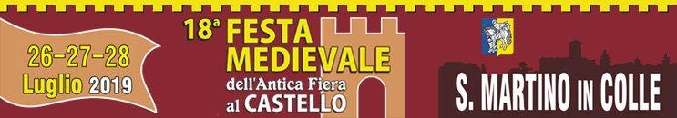 Festa Medievale dell'Antica Fiera al Castello 2019