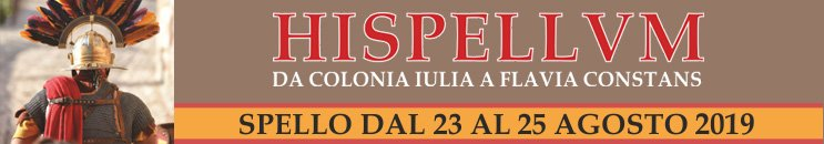 Hispellum - Festa Romana 2019
