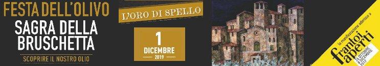 L'Oro di Spello - Festa dell'Olivo e Sagra della Bruschetta 2019