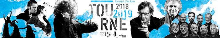 Tourné - Itinerari D'autore in Umbria 2018