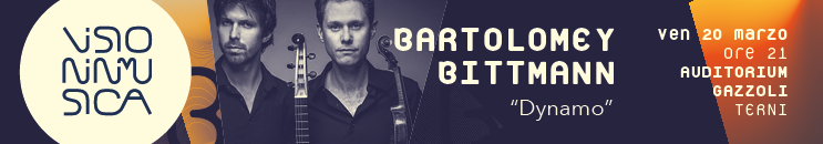 Visioninmusica - BartolomeyBittmann