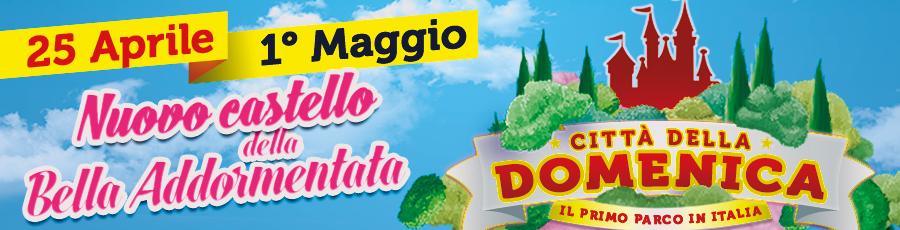 Eventi alla Città della Domenica Perugia
