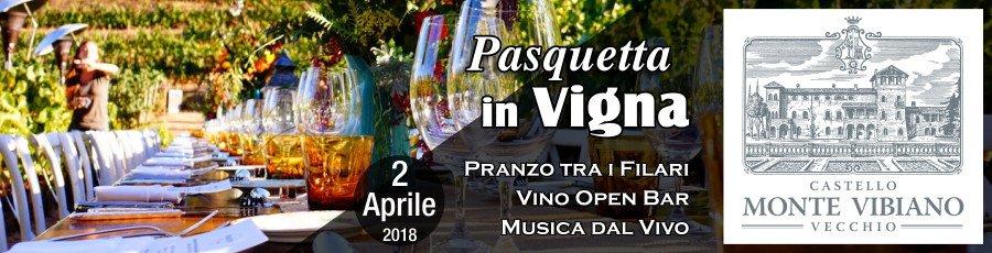 Pasquetta in Vigna - Cantina Monte Vibiano Vecchio