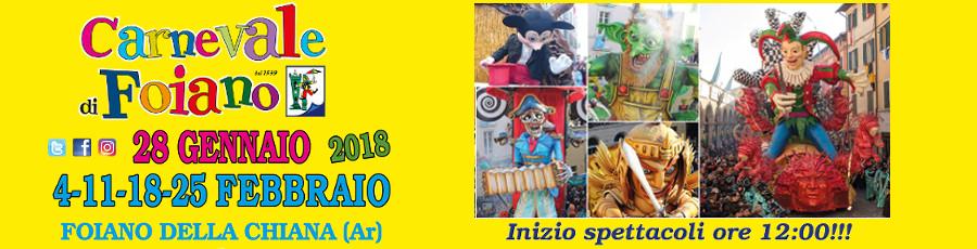 Carnevale di Foiano 2018