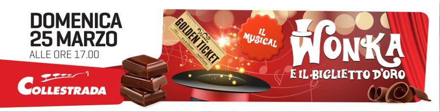 Wonka e il biglietto d'oro