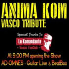 Concerto ANIMA KOM (Tribute Vasco Rossi)