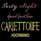 Serata Dance Special Guest Voice CARLETTOLIFE