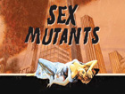 """Sex Mutants"" cover band"