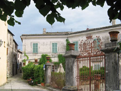 Palazzo Bufalari a Lugnano in Teverina
