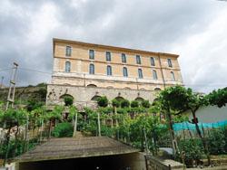 Palazzo Fabbrica a Lugnano in Teverina