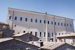 Palazzo Pennone a Lugnano in Teverina