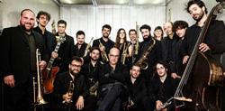 NEW TALENTS JAZZ ORCHESTRA diretta da MARIO CORVINI - ospite speciale ENRICO PIERANUNZI a Umbria Jazz 2019