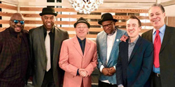 The Messenger Legacy - Art Blakey Centennial RALPH PETERSON, BOBBY WATSON, BILL PIERCE, BRIAN LYNCH GEOFFREY KEEZER, CURTIS LUNDY a Umbria Jazz 2019