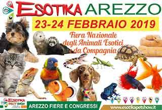 Esotika Expo Fiera Nazionale degli Animali Esotici e da Compagnia