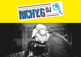 Dj Set con Richy G. DJ, a cura dell'Ass. Fuori dalle Scatol